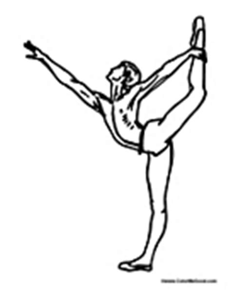 boy dancer coloring page ballerina coloring pages dance coloring pages