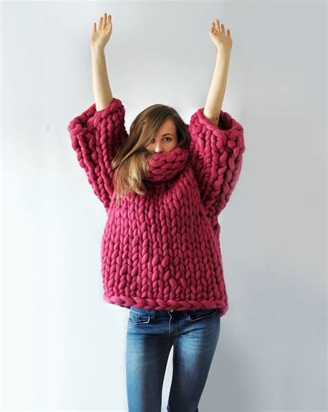 chunky knits extremely chunky knits by mo look like they re knit