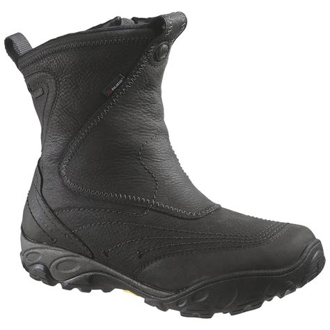 slip on boots for waterproof s merrell 174 iolite slip on waterproof boots