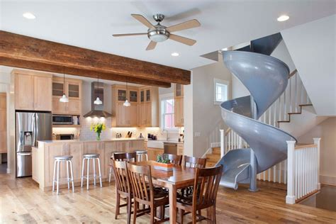 house indoor crazy indoor slides that will make you say wow