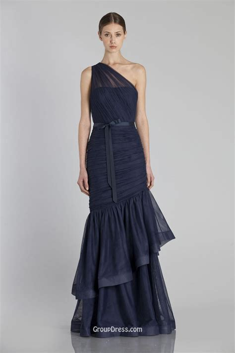navy blue floor navy blue chiffon bridesmaid dress www imgkid com the