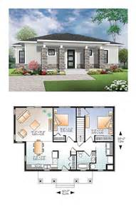 contemporary homes floor plans 1000 ideas about modern house plans on modern