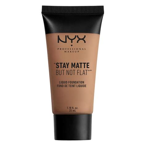 Nyx Foundation stay matte not flat liquid foundation nyx professional