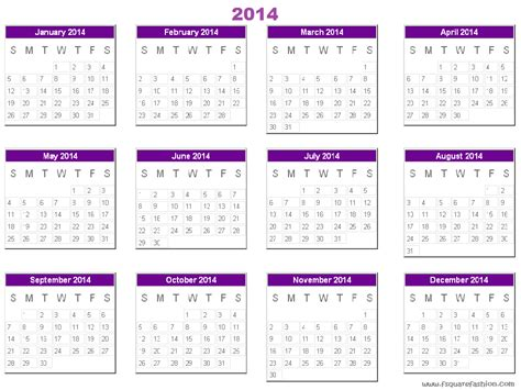 printable calendar 2014 nz printed calendar 2014 free desktop calendar 2014 for