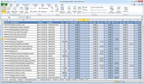 Excel Spreadsheet Templates excel spreadsheet templates for inventory excel