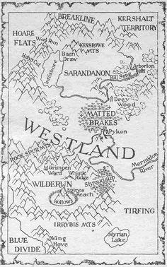 Terry Brooks Map | Index of /Shannara Series - Terry