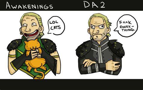 Dragon Age Memes - dragon age 2 anders awakening by fish box deviantart com