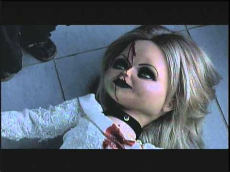 seed of chucky bathroom scene seed of chucky tiffany s doll death youtube
