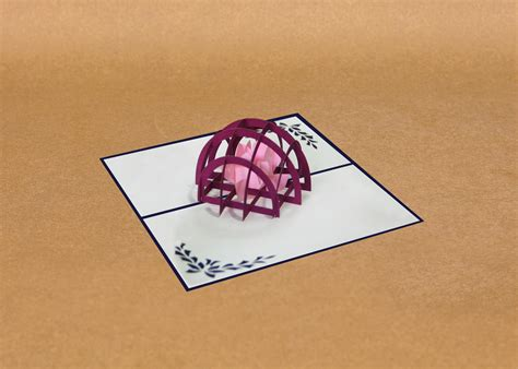 3d Pop Up Wedding Cards