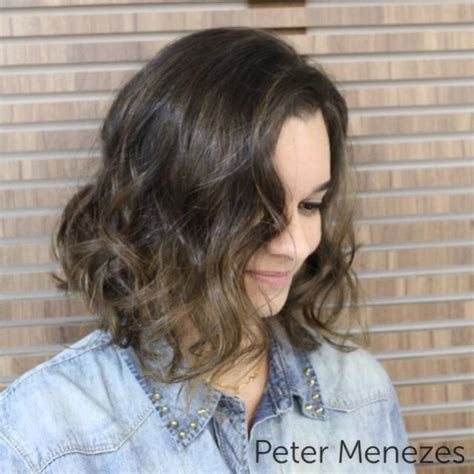 fine hair color and bob perms 20 pretty permed hairstyles pop perms looks you can try