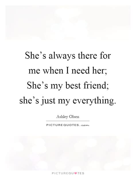 an has everything she needs is she going to give it all up for maddie an books she s always there for me when i need she s my best