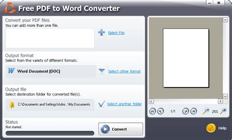 free full version software to convert pdf to word pdf to word converter free download