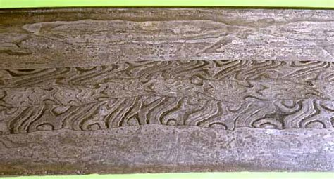 pattern welding gold could any of you guys explain damascus steel pattern