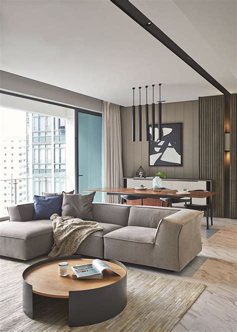 luxe home interiors house tour 60 000 modern luxe interiors in this large four bedroom condo in novena home