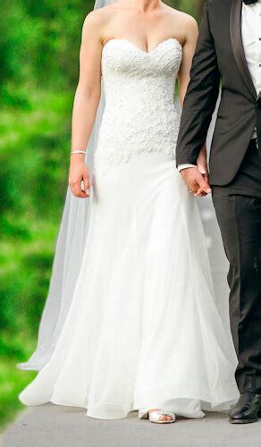 Jane Hill   Size 10 A Line dress   Second hand wedding