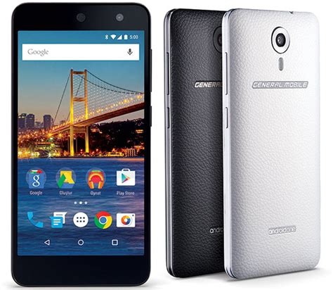 android one general mobile 4g android one reached turkey with better entrails