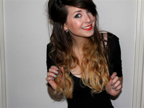 tips on the bottom of hair zoella beauty fashion lifestyle blog re ombred messy