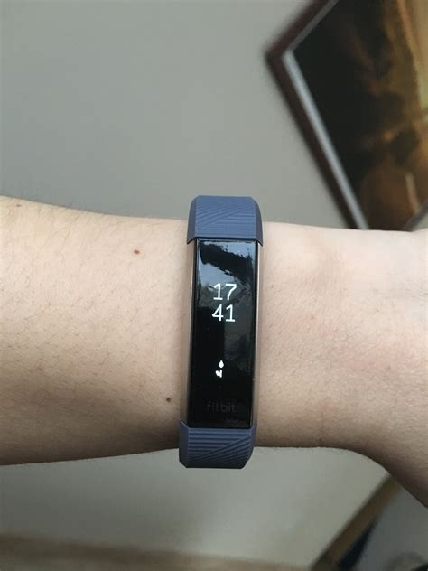 Fitbit Alta Blue solved anyone already fuschia or blue grey fitbit