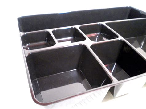 Desk Tray Organizers Black 2 5 Quot Office Desk Drawer Organizer Tray Desk Drawer Organizers