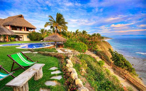 homes and villas for rent punta mita mexico