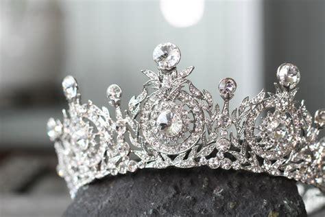 Wedding Crown bridal crown swarovski wedding crown edwardian