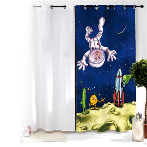 chambre pirate alin饌 finest rideau astronaute with rideaux