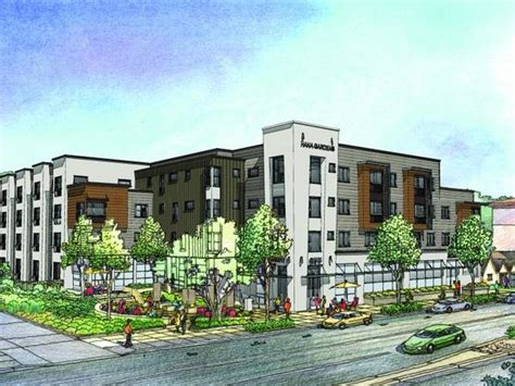 Affordable Senior Housing by Groundbreaking Monday For Affordable Senior Housing In El