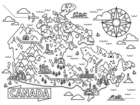 bc map coloring page map of canada coloring pages