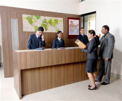 front desk officer rohit global placement india