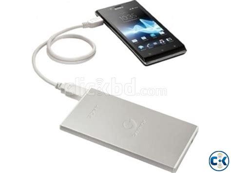 Power Bank Sony 6800mah sony 20000 mah power bank clickbd