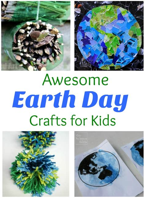 day kid crafts 30 creative earth day crafts for living