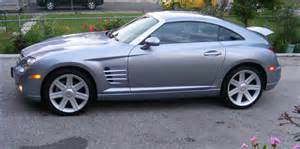 Chrysler Crossfire 2010 Mi1xfire S 2005 Chrysler Crossfire Limited Coupe 2d In