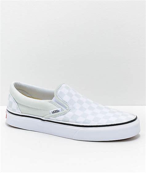 Hierxa Flowery Classic Slip On B vans classic slip on checkerboard blue flower true white