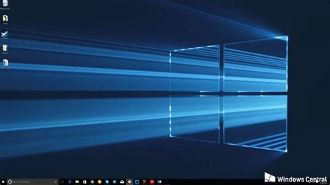 how to get a desk how to get an desktop in windows 10 with