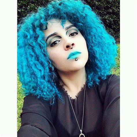 Manic Panic Lified Voodoo Blue Murah manic panic voodoo blue lified hair colour moody blue dye