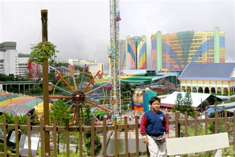 backyard theme park genting outdoor theme park