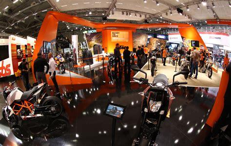 Motorradmesse Paris by Was Hinter Einer Messe Steckt Ktm Blog