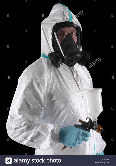 spray painter labourer painter house painter respirator spray gun mask