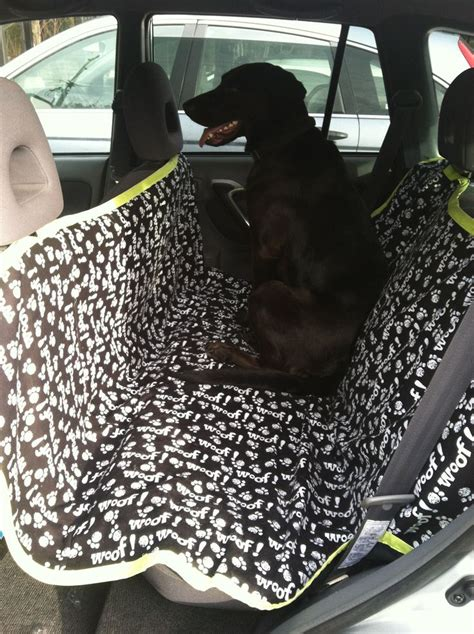 Car Seat Cover For Dogs Diy Car Seat Cover Corgi