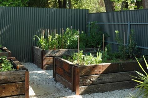 Sleeper Vegetable Garden plants herbs in raised beds should be made sturdy and