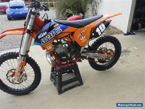 2013 Ktm 250 Sx For Sale Ktm 250sx For Sale In Australia