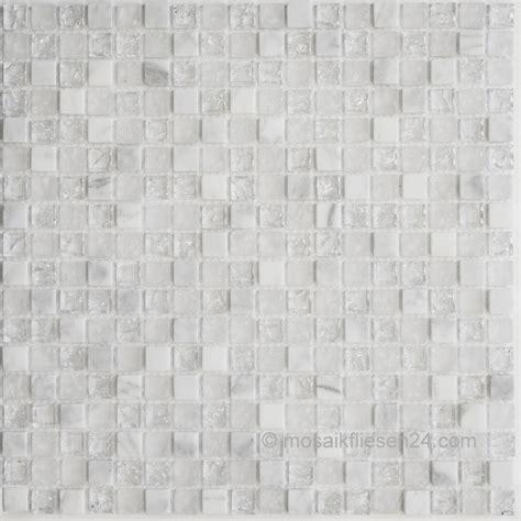 fliese 15x15 naturstein mosaik 15x15 wei 223