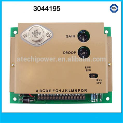 Speed Controller S6700h diesel engine electronic speed unit 3044195 buy