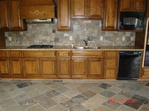 slate backsplash kitchen atlanta kitchen tile backsplashes ideas pictures images