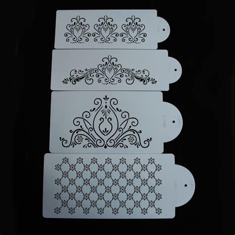 cake decorating stencils ᗔnpc princess lace ξ cake cake decorating stencils fondant