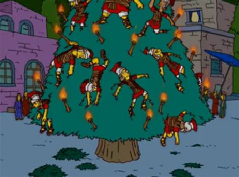 kriken s world bad christmas memories simpsons christmas