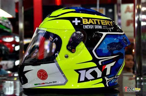 Helm Kyt Kr1 Sport light review helm kyt kr1 sport replika aleix espargaro tmcblog