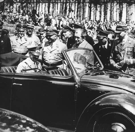 Hitler Auto by Technikgeschichte Porsche Baute Hitlers Kdf Auto Und
