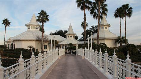 Disney's Wedding Pavilion: Wedding Pavilion Bridge.