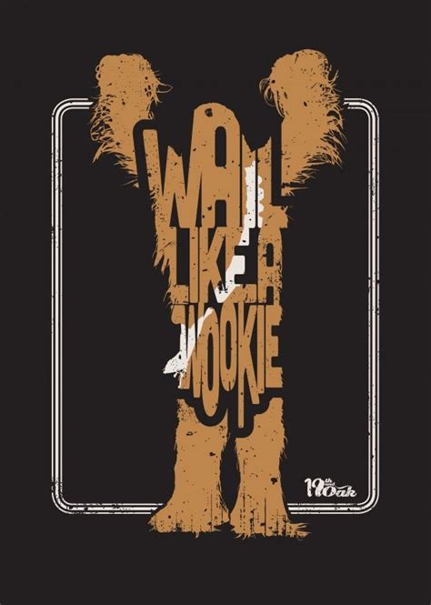 typographic star wars prints featuring iconic characters 399 best craft typography posters fictional characters